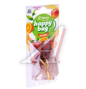 Ароматизатор подвесной гранулы (экзотик) мешочек Happy Bag PALOMA Happy Bag 210901 экзотик, 210901