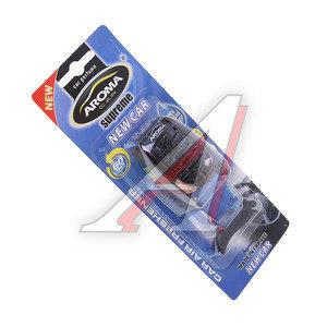 Ароматизатор на дефлектор жидкостный (новая машина) 8мл Car Supreme AROMA 92048, Aroma Car Supreme Slim|\New car