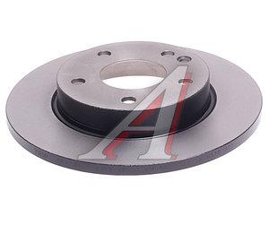 Диск тормозной MERCEDES A (W168) передний (1шт.) TRW DF4034, A1684210112