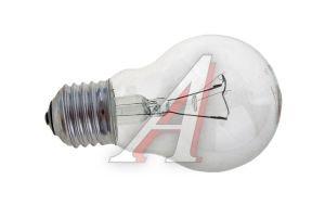 Лампа накаливания E27 А55 75W PHILIPS PHILIPS 75A55/CL/E27, 354594