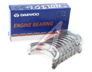 Вкладыши DAEWOO Nexia (95-) коренные d+0.00 комплект (10шт.) DAEWOO 93742705, S1220026/93740199