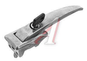 Ручка УАЗ-452 двери наружная передняя и боковая хромированная штатная в сборе с ключом 450-6105151, 3741-6105149