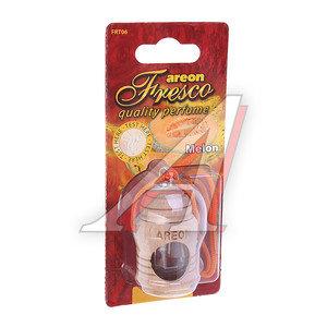 Ароматизатор подвесной жидкостный (дыня) дерево Fresco AREON FR05, 704-051-905