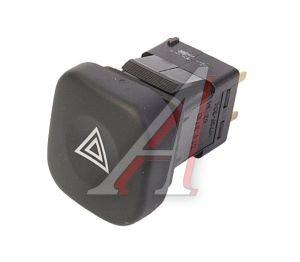 Выключатель аварийной сигнализации ВАЗ-2112 12V АВАР 379.3710-02М, 2110-3710010