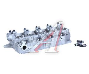 Головка блока HYUNDAI H100 (96-) дв.D4BB (механический ТНВД) цилиндров металл WIA 22100-42900