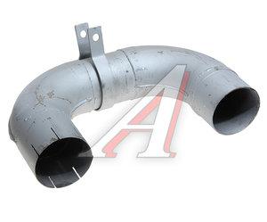 Труба приемная глушителя МАЗ-543208,5440А8 верхний выхлоп (П-образный) 544010-1203032