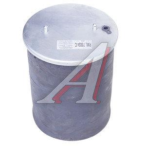 Пневморессора SCANIA 4 series (металлический стакан) (2 штыря d=12мм, 1отв. М16х1.5мм) BLACKTECH RML75024C, 4913NP02/1.25058, 1440294/1379392