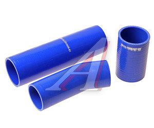 Патрубок КАМАЗ-5320 радиатора комплект 3шт. силикон ТК МЕХАНИК 5320-1303000 КТ сил, 01-13-198бМ, 5320-1303010
