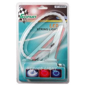 Лента светодиодная гибкая 48 LED 50х1см White GLIPART GT-50955W