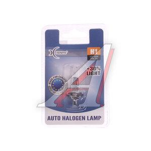 Лампа 12V H1 55W P14.5s +30% блистер 1шт. XENITE 1007086