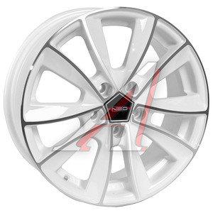 Диск колесный литой CHEVROLET Cruze OPEL Astra (10-),Mokka R16 WD NEO 642 5x105 ЕТ39 D-56,6