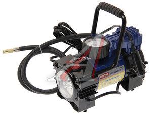 Компрессор автомобильный 35л/мин. 10атм. 14А 12V (фонарь, дефлятор, кейс) MEGAPOWER M-88012
