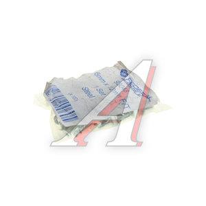 Заклепка тормозных накладок (6х12мм) трубчатая (100шт.) BERAL 93048