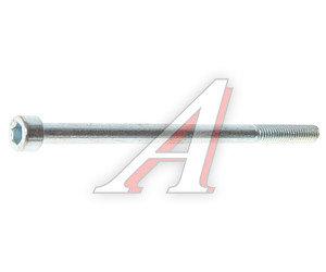 Болт М6х1.0х100 цилиндрическая головка внутренний шестигранник DIN912