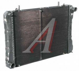 Радиатор ГАЗ-3302 медный 2-х рядный Н/О ЛРЗ 3302-1301010, 112.1301010-11, 112.1301010