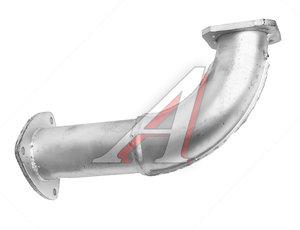 Труба приемная глушителя МАЗ-4370 ОАО МАЗ 4370-1203009-001, 43701203009002