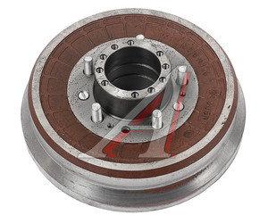 Ступица УАЗ-3741,3163 Патриот задняя с барабаном в сборе ОАО УАЗ 3741-3103010, 3741-00-3103010-95