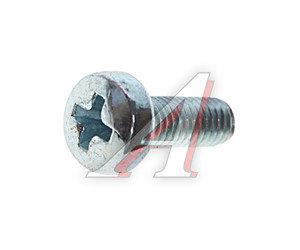 Винт М3х0.5х8 с полуцилиндрической головкой под крест DIN7985