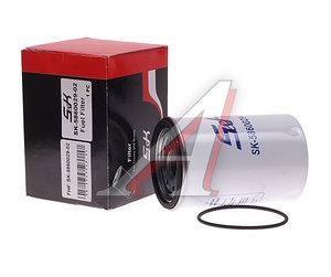 Фильтр топливный VOLVO 9FH,12B,12FH,16FL,16FM (резьба стакана М80мм) S&K GMBH SK-5860029-02, KC362D, 20514654/20480593/20998367/20998634