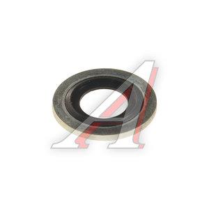 Шайба MAN RENAULT металло-эластомерная (8.7х14х1мм) DIESEL TECHNIC 6.22271, 310048, 06566310125/81965020931