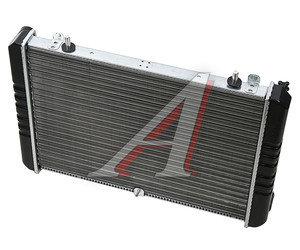 Радиатор ГАЗ-2217,33021 алюминиевый 2-х рядный Н/О ПЕКАР 330242-1301010