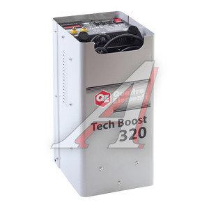 Устройство пуско-зарядное 12-24V/40-450Ач/300А передвижное ERGUS TECH BOOST 320