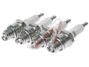 Свеча зажигания ГАЗ-2410 АИ-92 V-LINE №18 NGK комплект 3975, BP6H