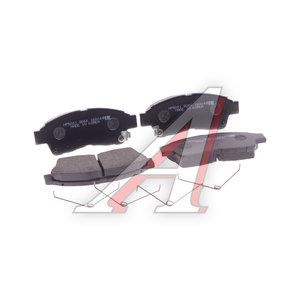 Колодки тормозные TOYOTA Corolla (92-01),Carina E (92-96),Rav 4 (94-95) передние (4шт.) HSB HP5001, GDB1143, 04465-42120