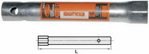 Ключ свечной трубчатый 16мм L=160мм АВТОДЕЛО АВТОДЕЛО 34161, 14135