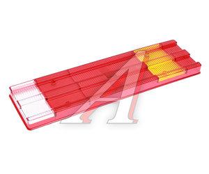 Рассеиватель MERCEDES фонаря заднего левого/правого (465х130мм) АВТОТОРГ РФЗ 1009, 0031L/R /EM0031C/462378