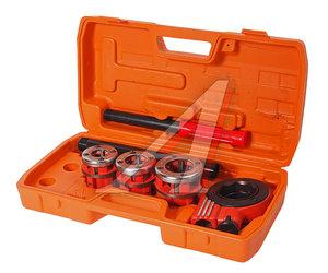 Набор резьбонарезной 3 клуппа и трещетка STURM 1065-03-S3
