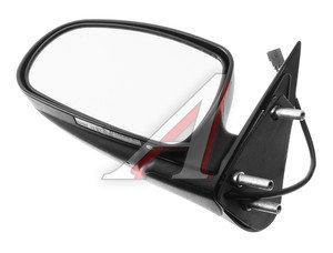 Зеркало боковое ВАЗ-1118 левое электропривод, обогрев ДААЗ 1118-8201005-23, 11180820100523