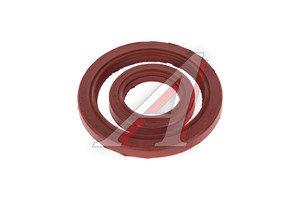 Сальник коленвала М-2140 комплект рыжий 412-1005160/5034Р, 412-1005160