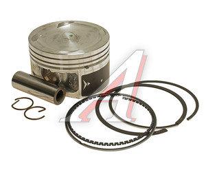 Поршень двигателя ЗМЗ-409 d=95.5 (группа В) с поршневыми и ст.кольцами,пальцами 1шт. ЕВРО-2 ЗМЗ 409-1004018-105-03, 0409-00-1004018-93