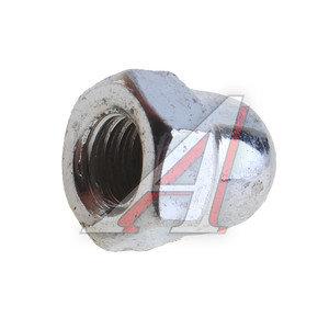 Гайка М6х1.0х12 колпачковая оцинкованная DIN1587