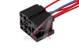Разъем ВАЗ-2110 реле электромагнитного 5-конт. стеклоочистителя CARGEN AX-340-4