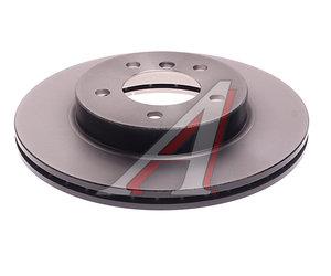 Диск тормозной BMW 3 (E46) (01-05) передний (1шт.) TRW DF4055