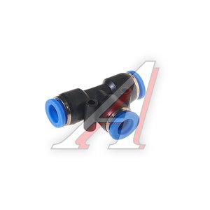 Фитинг для пластиковых трубок Т-образный 8мм ROCK FORCE RF-SPE08
