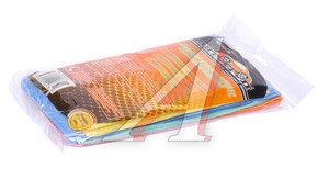 Салфетка микрофибра универсальная 30х30см (8шт.) АВТОСТОП AB-3601-85