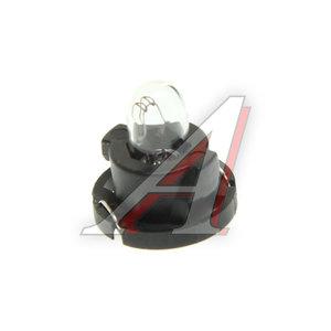 Лампа 12V Т6.7 3W пластиковый цоколь KOITO 1587, E1587