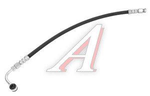Шланг ГАЗ-3110 высокого давления с наконечником (ОАО ГАЗ) 3110-3408161, 31105-3408161-01