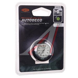 Часы круглые (флюоресцентный экран) BLACK Sports GT GT-39010B