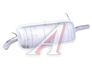 Глушитель ВИС-23450 (пикап) Тольятти ВИС-23450