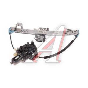 Стеклоподъемник ВАЗ-2190 задний левый в сборе с электродвигателем 2190-6204011-01, 21900-6204011-00