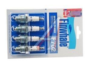 Свеча зажигания ГАЗ-2410 F702 FINWHALE комплект FINWHALE F-702 ко, F-702 компл.