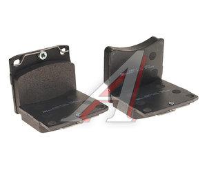 Колодки тормозные VW T4 (R15) передние (4шт.) HSB HP8546, GDB791, 701698151A