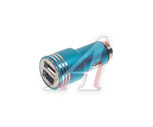 Устройство зарядное в прикуриватель 2USB 12-24V Smart Charging WIIIX UCC-2-12 WIIIX