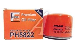 Фильтр масляный ВАЗ-2105 FRAM 2105-1012005 PH5822, FRAM PH5822, 2105-1012005