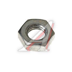 Гайка М8х1.25х5 ВАЗ шестигранная низкая 00001-0061023-118, 16102311