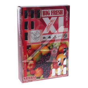 Ароматизатор под сиденье гелевый (тутти-фрутти) 300г Big Fresh XL FKVJP BXL-51 \Big Fresh, BXL-51